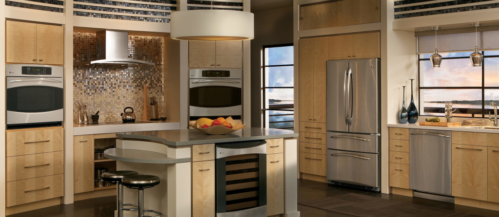 Large and Spacious Luxury Kitchen Design